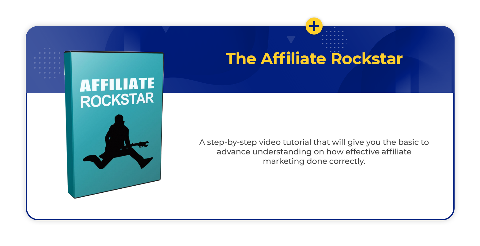 Affilaite marketing rockstar