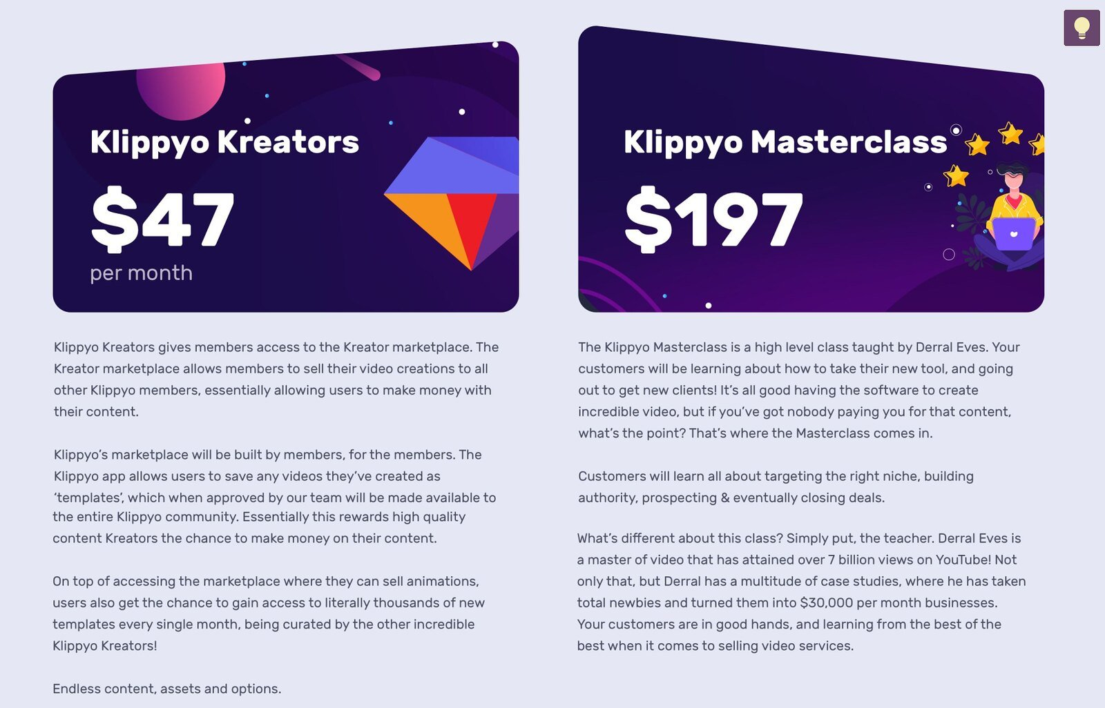 Klippyo review-The pricing