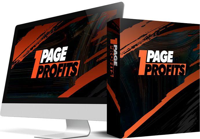 1 Page Profit Review