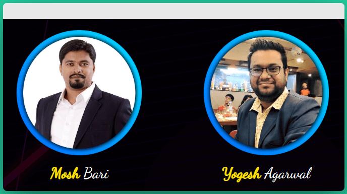 Creator-Of-VidZPresso-Mosh-Bari-and-Yogesh-Agarwal